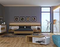 New Bedroom ALDO