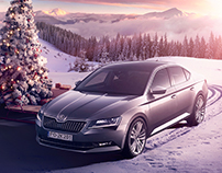 ŠKODA Christmas Card