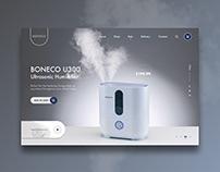 Интернет-магазин техники Boneco