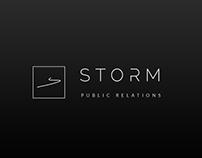 STORM PR Logo