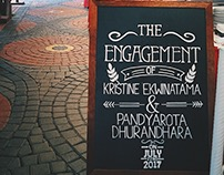Photo Project: Engagement Party
