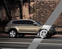 TERAMONT VW 3D