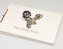 Two Dead Boys Book