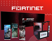 Fortinet Cybersecurity Summit 2019 - Dirección Creativa