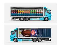 Coo-ee Truck Branding