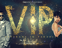 VIP - Veterans In Paradise - Flyer