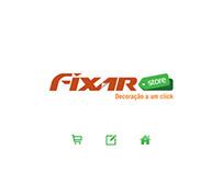 FixarStore - Ecommerce