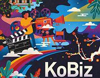 KoBiz Promotion Artwork With koreanfilm.or.kr