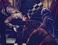 The Gates of Eternity - Digital Art