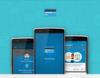 BankApp - Ux/Ui