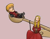 Game of Thrones tribute | Cersei's Dream