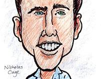 Caricatures by Leona