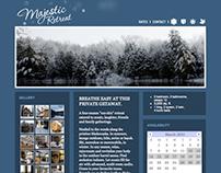 Majestic Retreat Website | Calabogie, ON