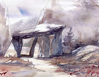 Watercolours Gallery 2015