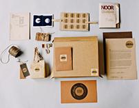 Identity Branding : Noor Iskandar