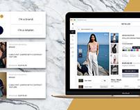 Digital Wholesale Fashion Business.