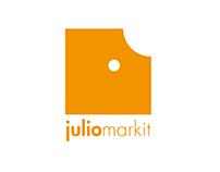 JULIOMARKIT- Branding bellas artes, papelería, DIY