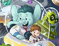 Friends - Galactic Race