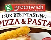 Greenwich Best Tasting Pizza