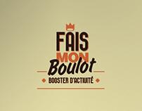 Fais Mon Boulot - Crowd sourcing - Logo / Motion Design