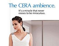 Cera Sanitaryware, New Product Range Logos