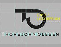 Logo Design / Thorbjorn Olesen / Professional Golfer