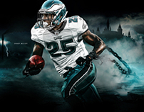 Shady McCoy Wallpaper