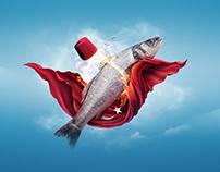 Sea Bass Fish Campaign