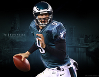 Nick Foles Wallpaper