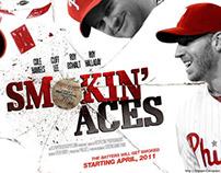 Phillies Smokin Aces Wallpaper