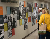 College of Business 50th Anniversary Timeline