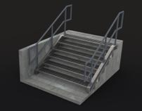 Farringdon Staircase