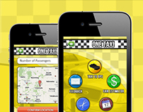 One Taxi Iphone App
