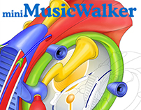 Mini Music Walker S