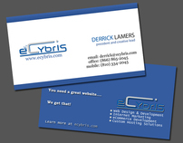 eCybris Business Cards