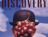 Cathay Pacific DISCOVERY covers