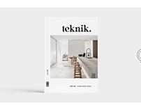 Teknik Magazine