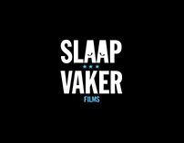 SLAAP VAKER - Logo and graphics