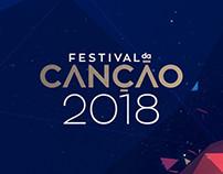Festival da Canção 2018 | Advertising