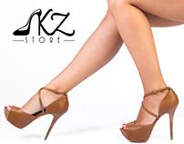KZ Store logo