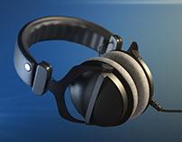 Headphones (DT 770)