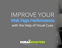 Web Page Performance with the Help of Visual Cues