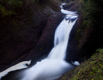 Gorge Falls UP