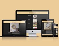 Josh Van Orden - Website
