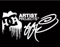 "DC ""Artist Projects™"" 