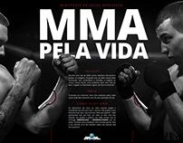MMA Pela Vida