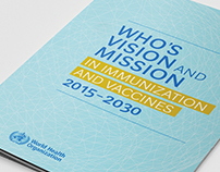 WHO's Vision & Mission in Vaccines 2015-2030