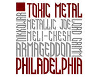 Toxic Metal Night (2011)