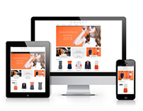 COLLET Responsive Fashion Store