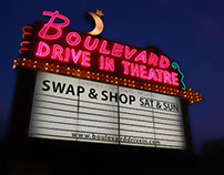 Boulevard Drive-In CMS Website